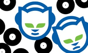 'We talked about whether this was legal or not' ... the Napster logo