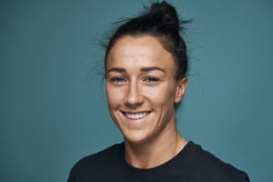 'Everything you think it's going to be, it's more,' says Lucy Bronze of how the women's game has developed since her England debut in 2013.