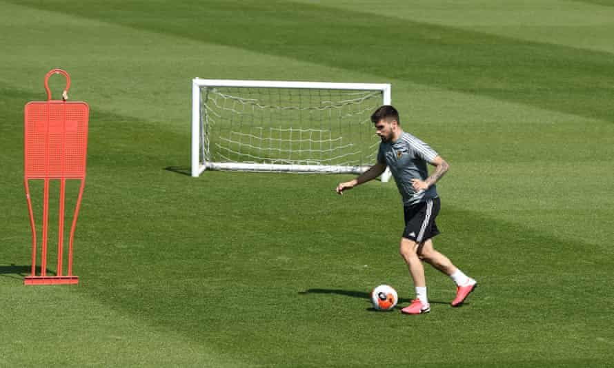 Wolves' Rúben Neves prepares for the resumption of the Premier League.
