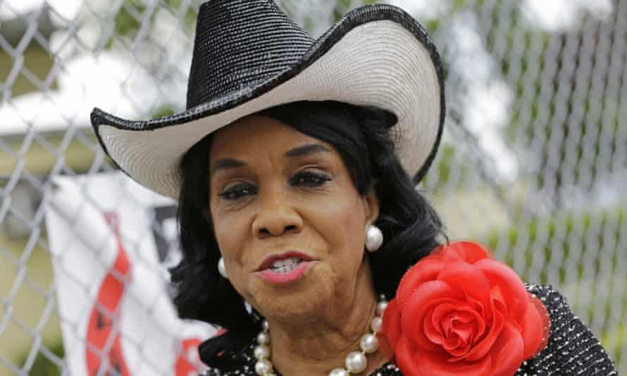 Frederica Wilson said: 'I feel sorry for Gen Kelly. He has my sympathy for the loss of his son. But he can't just go on TV and lie on me.'