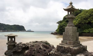 Neshiko beach on Hirado island