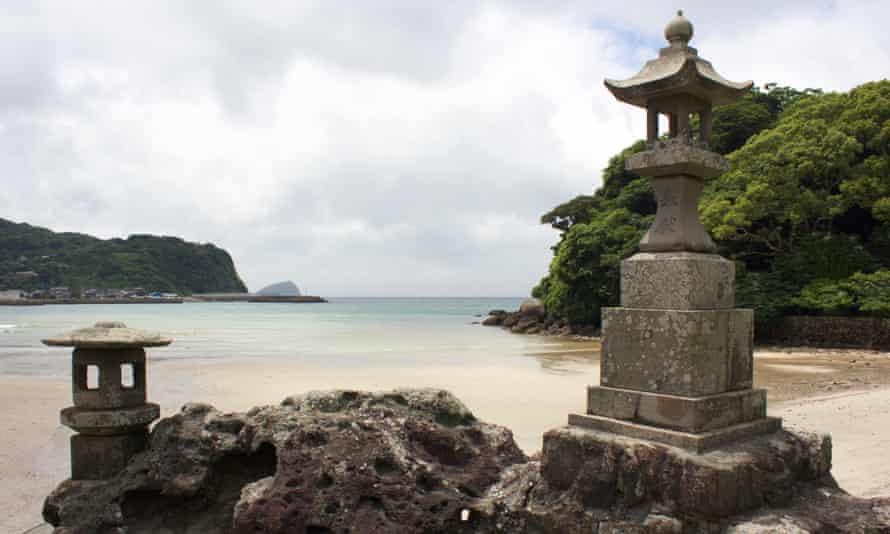 Neshiko beach on Hirado island