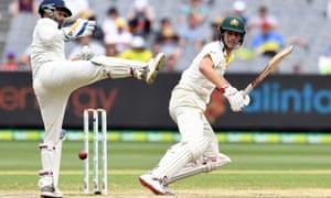 Australia v India, third Test, day four