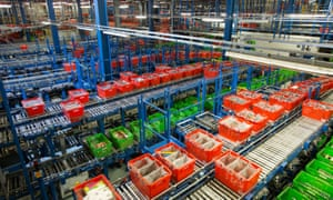 Ocado shares plunge as Amazon Pantry leaves supermarkets ...