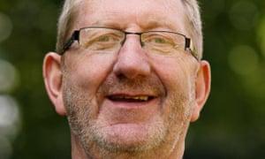 General secretary of Unite union, Len McCluskey