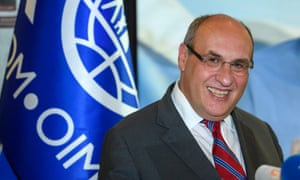 The new head of the IOM, António Vitorino, is close to the UN secretary general, António Guterres, a fellow Portuguese.