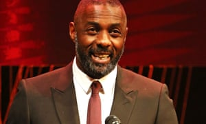 Idris Elba is up for a best supporting actor Bafta