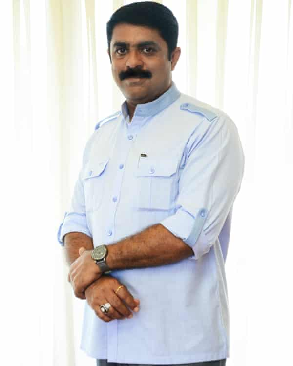 Goa Forward Party chief Vijai Sardesai.