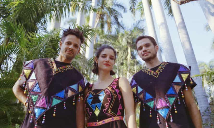 Beats and Andean folk … Chancha Vía Circuito.