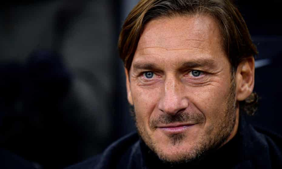 Francesco Totti, who played for Roma for 25 years, says 'the city where you are born is always the most beautiful'.