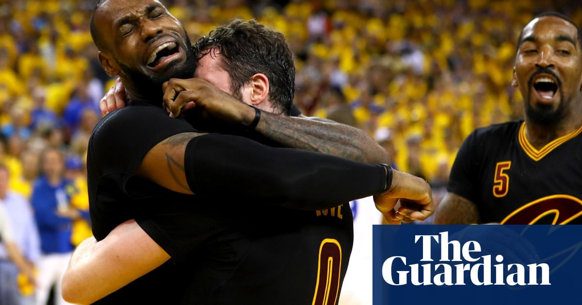 d5ca9eab4d4d LeBron James leads Cleveland Cavaliers to NBA title and ends 52-year drought