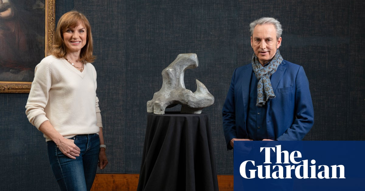 TV tonight: art sleuths Fiona Bruce and Philip Mould return