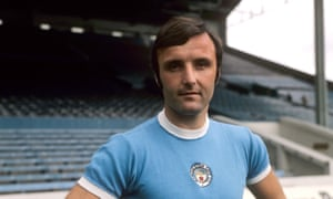 Glyn Pardoe spent his entire playing career at Manchester City, between 1962 and 1976, and scored in their 1970 League Cup final victory over West Bromwich Albion.
