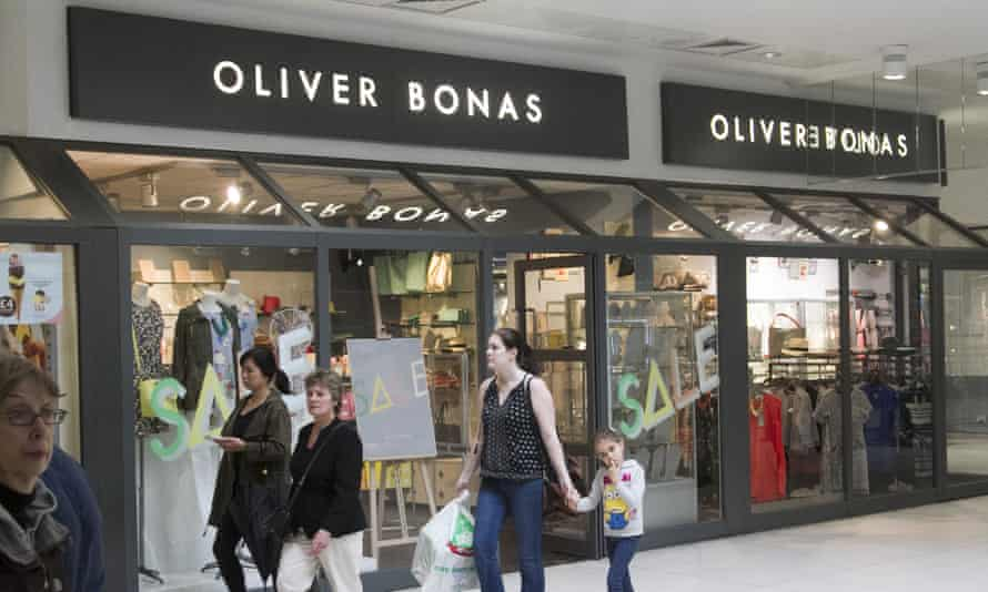Fashion retailer Oliver Bonas is the only other high street name to pay the living wage.
