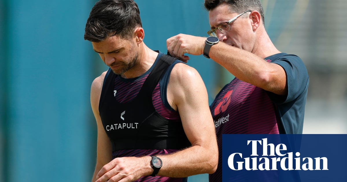 Englands rotation policy about the bigger picture, insists Jimmy Anderson