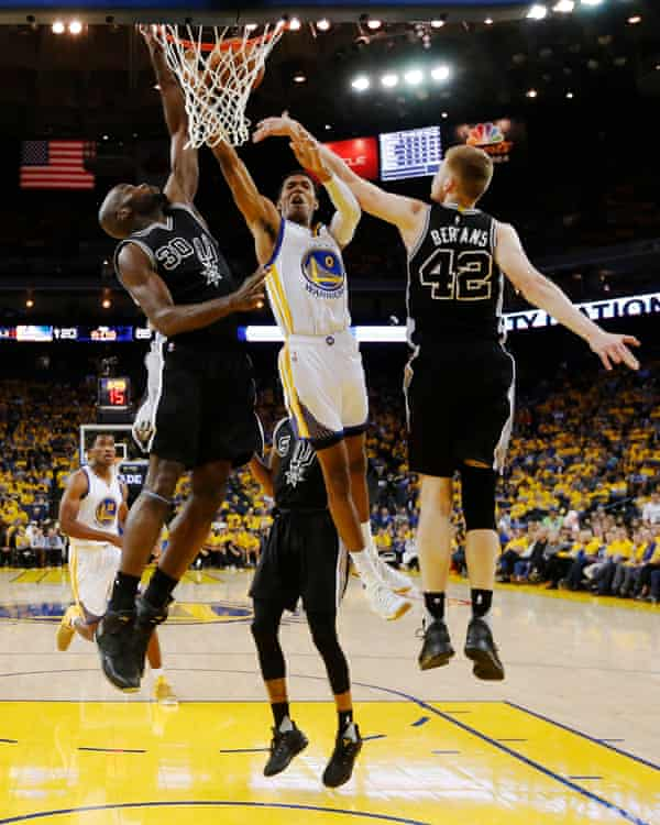 A prospective basketball player's height is a critical factor in determining whether he makes it to the NBA.