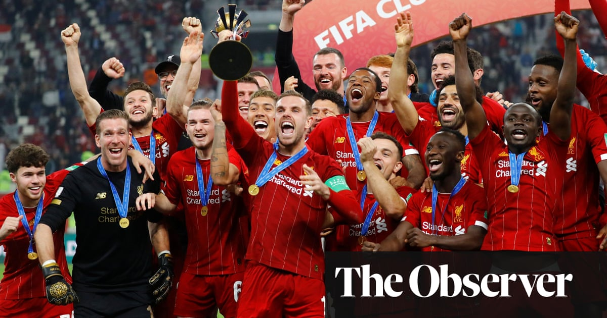 Roberto Firmino fires extra-time winner as Liverpool lift Club World Cup trophy