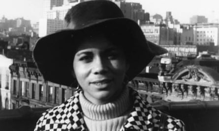 Radical fervour … Kathleen Collins.