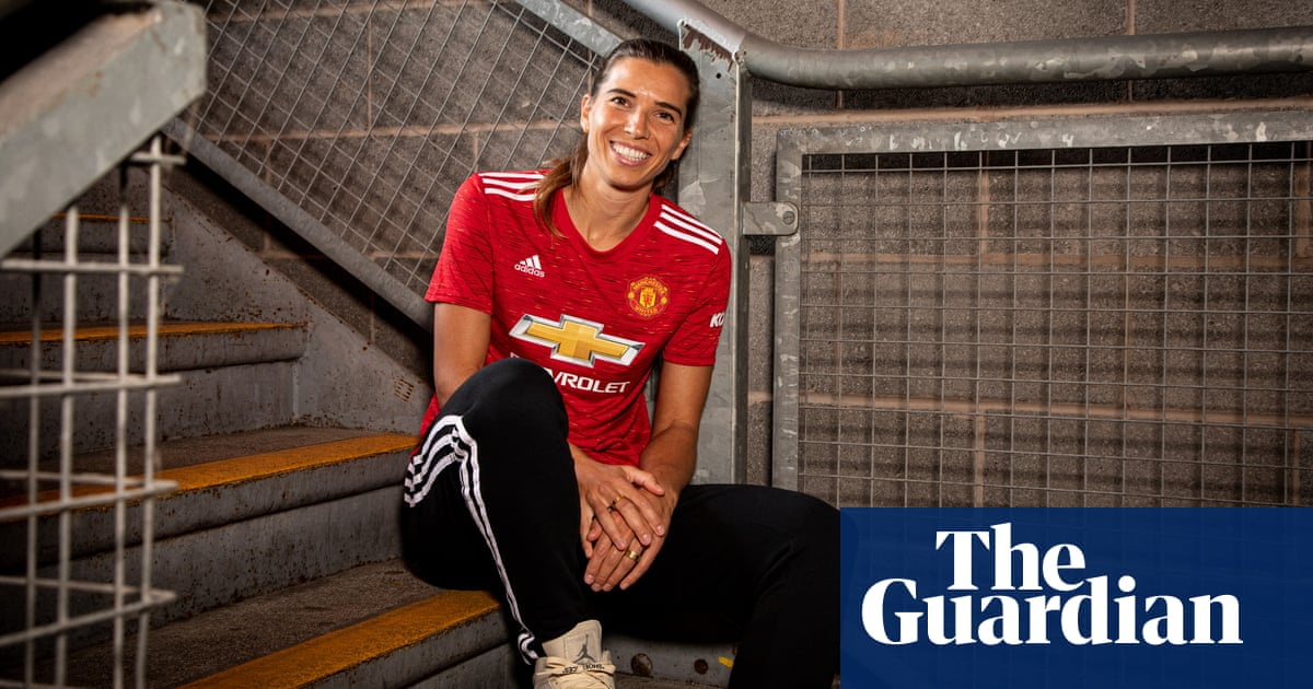 Tobin Heath aims to be Manchester Uniteds disrupter-in-chief | Suzanne Wrack