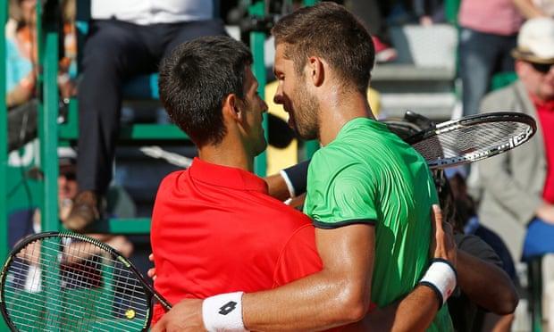 Djokovic y Vesely - Montecarlo '16 - i.guim.co.uk