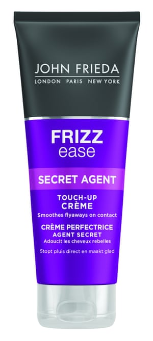 Frizz Ease Secret Agent, £6, by John Frieda, from Sainsbury's