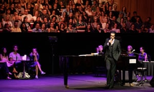 Nick Cave in Conversation at the Sydney Opera House
