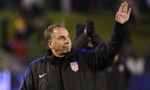 What did Bruce Arena learn from his two January friendlies?