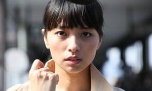 Reflective … Ayame Misake in Radiance.