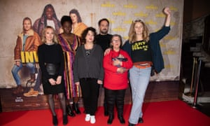 The Les Invisibles film premiere in Paris