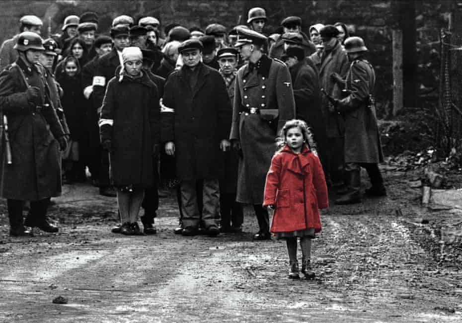 Putting the Holocaust at the forefront of modern culture... Schindler's List.