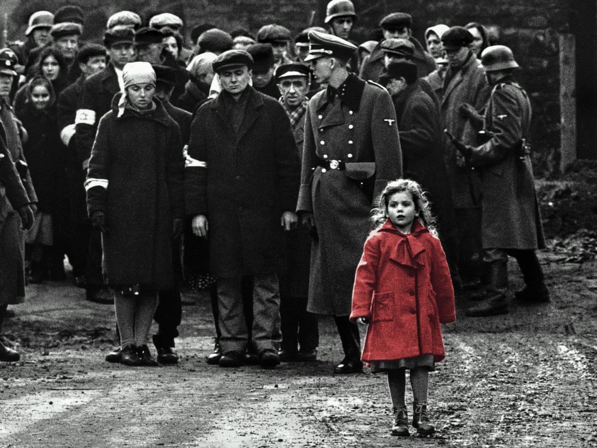 Schindler's List at 25: looking back on Spielberg's defining Holocaust  drama | Schindler's List | The Guardian