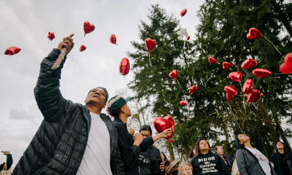 The 10th anniversary commemoration of McLemore's disappearance in Kent, Washington.
