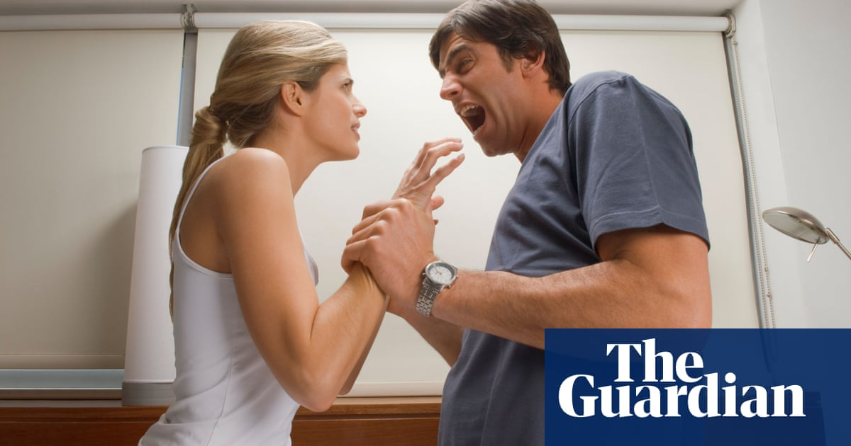 My partner is angry and abusive – if I say I'm going to leave, he