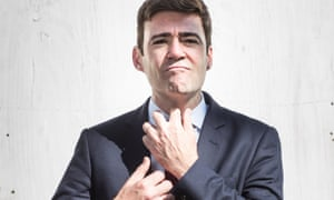 Andy Burnham said the Labour leadership contest had become a choice between two 'rival visions' on the left.