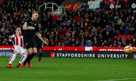 Xherdan Shaqiri and Mame Diouf lead fightback as Stoke sink Swansea