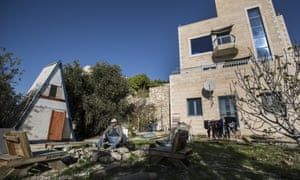 A guesthouse in the West Bank