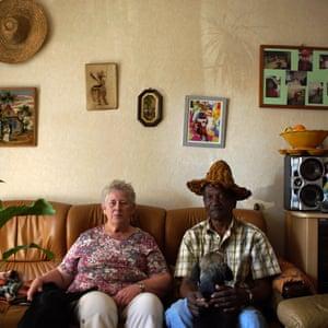 Andrée Vaity, 71, and Justin Vaity, 83.