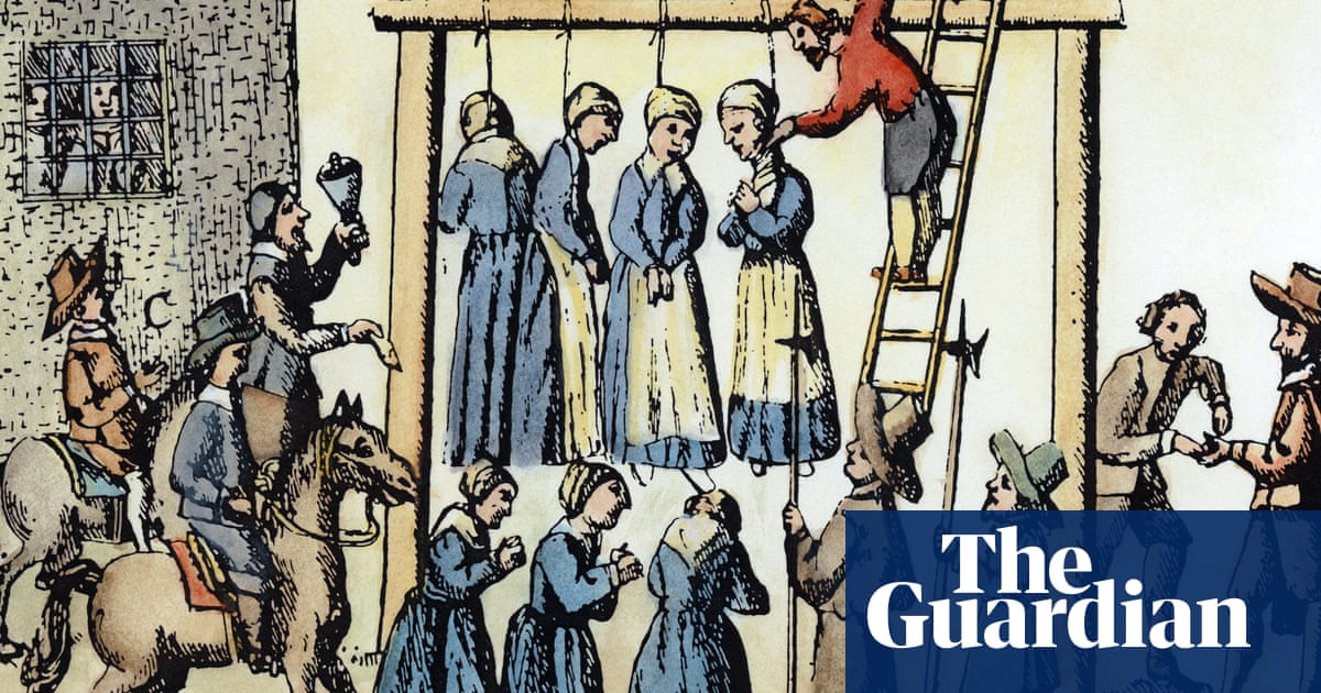 Laura Bates: witch hunts never stopped – now they're online