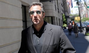 Donald Trump's former lawyer Michael Cohen is under investigation for wire fraud, bank fraud and campaign finance violations.