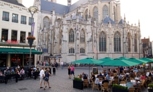 Breda in the Netherlands, where Leonne Zeegers built up her legal case.