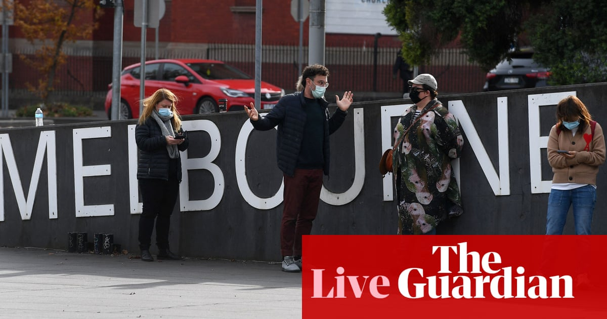 Australia coronavirus live news: Melbourne enters 11th day of lockdown amid anger over botched vaccination rollout