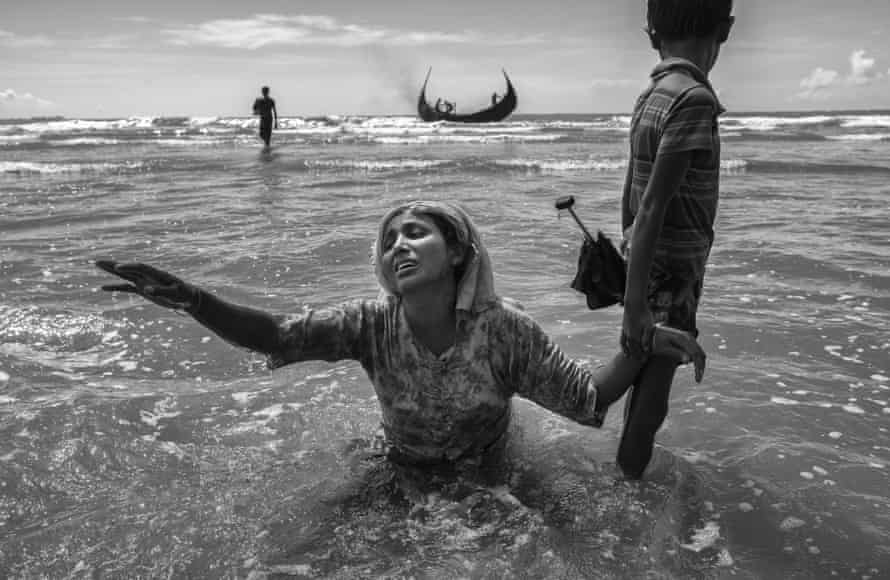 The army crackdown prompted 65,000 Rohingya to flee to Bangladesh