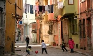 Fener Balat, Istanbul.