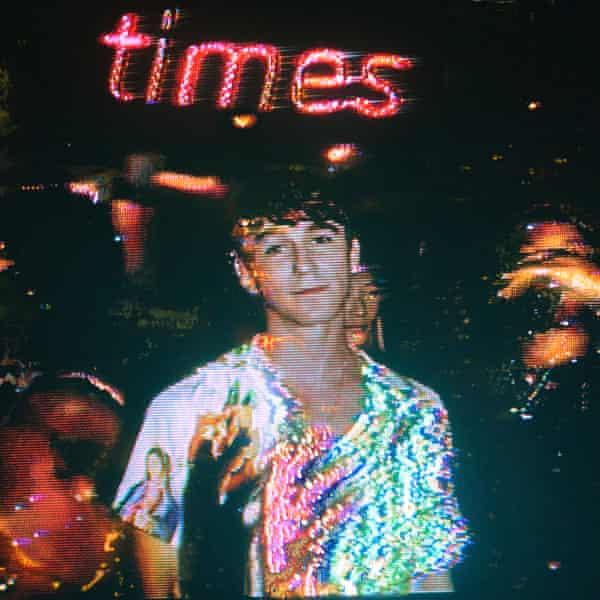 SG Lewis: Times album cover