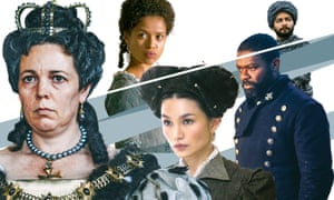 The Favourite; Belle; Victoria & Abdul; David Oyelowo; Mary Queen of Scots.