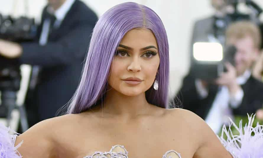 'The canary in the coalmine for cosmetic procedures' ... Kylie Jenner.