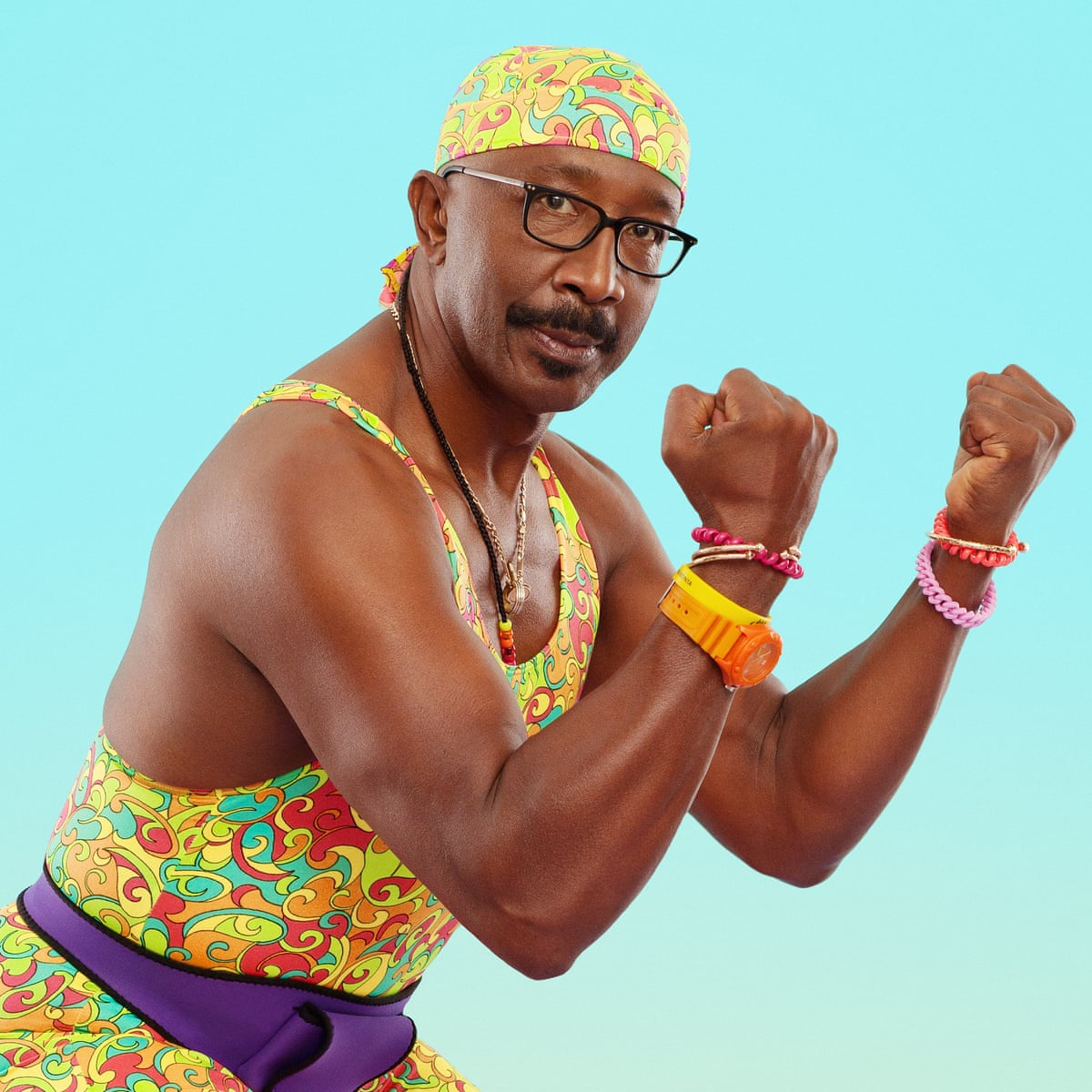 Still Got It What Happened To Fitness Superstar Mr Motivator Fitness The Guardian