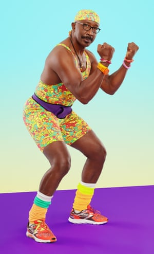 Mr Motivator, the Green Goddess and Mad Lizzie: where are