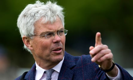 Trainer Hughie Morrison has been ruled not to blame blame over the failed drugs test of one of his horses.