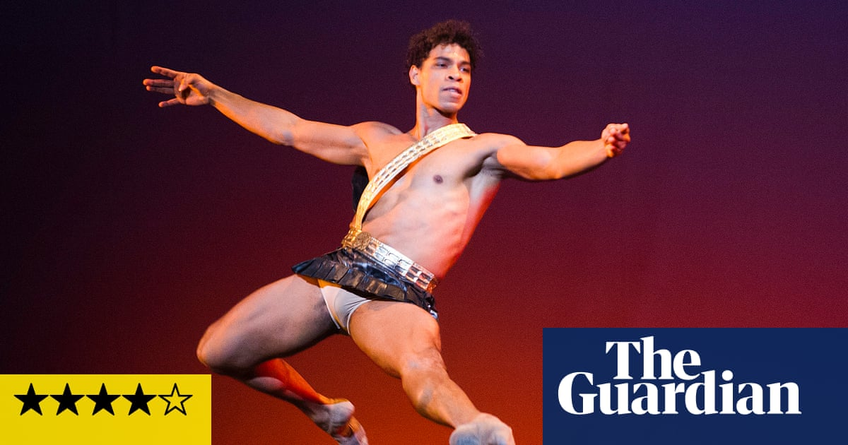 Carlos Acosta: A Classical Selection review – erotic tension in bold  farewell